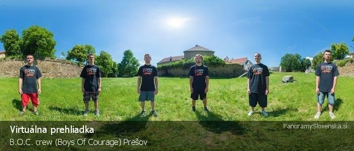 B.O.C. crew (Boys Of Courage) Prešov