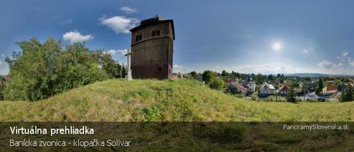 Banícka zvonica - klopačka Solivar