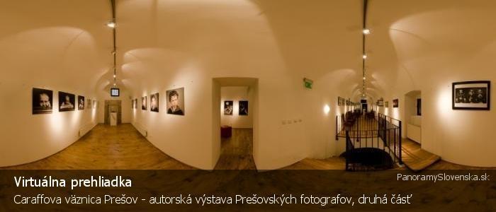 Caraffova väznica Prešov - autorská výstava Prešovských fotografov, druhá čásť