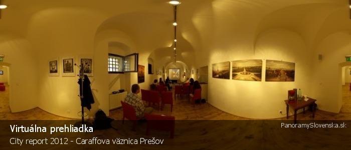 City report 2012 - Caraffova väznica Prešov