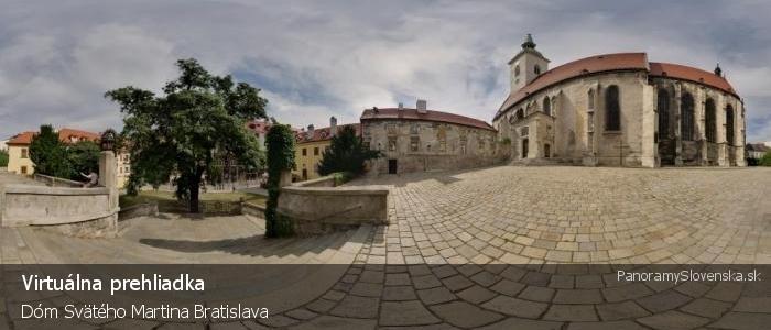 Dóm Svätého Martina Bratislava