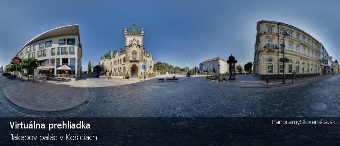 Jakabov palác v Košiciach