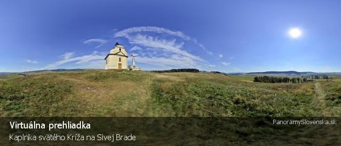 Kaplnka svätého Kríža na Sivej Brade