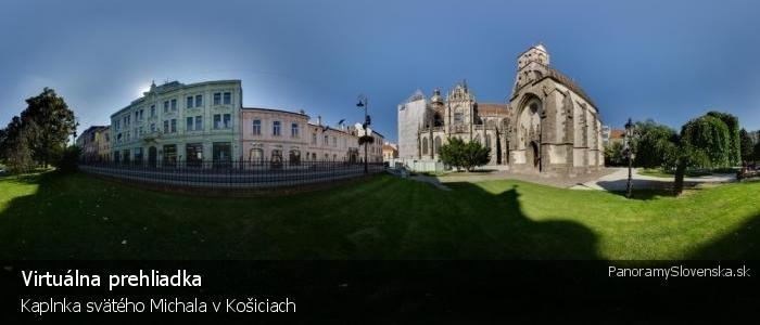 Kaplnka svätého Michala v Košiciach