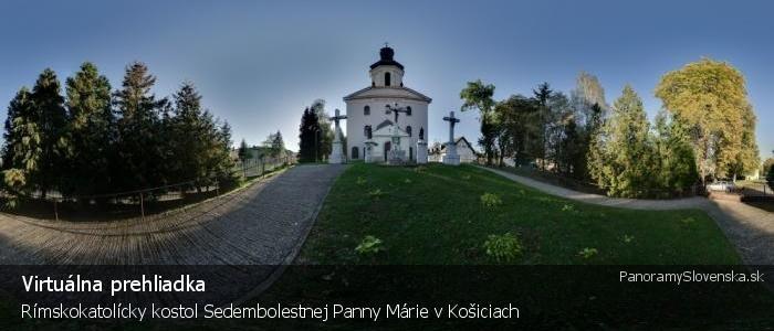 Rímskokatolícky kostol Sedembolestnej Panny Márie v Košiciach