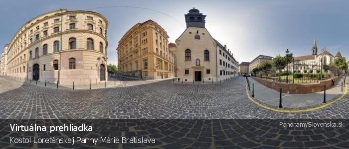 Kostol Loretánskej Panny Márie Bratislava