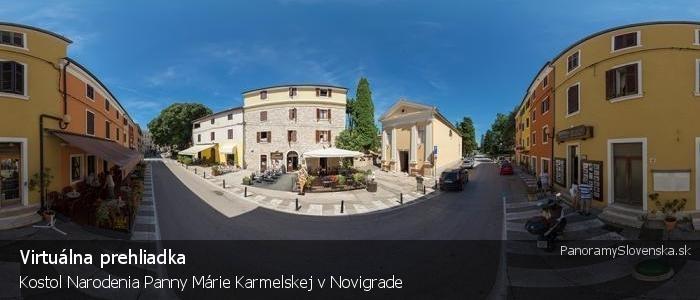 Kostol Narodenia Panny Márie Karmelskej v Novigrade