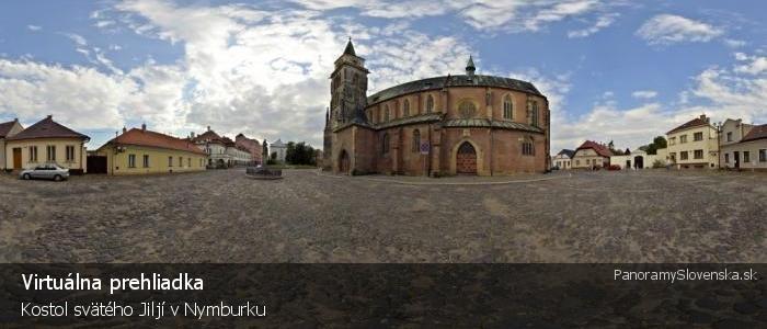 Kostol svätého Jiljí v Nymburku