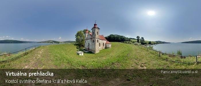Kostol svätého Štefana kráľa Nová Kelča