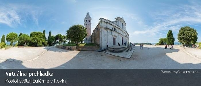 Kostol svätej Eufémie v Rovinj