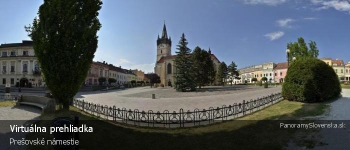 Prešovské námestie