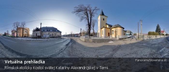 Rímskokatolícky Kostol svätej Kataríny Alexandrijskej v Terni