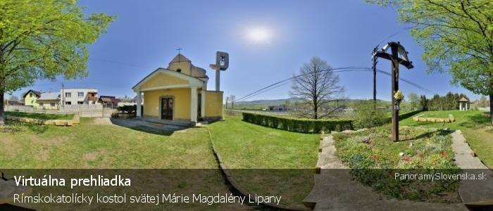 Rímskokatolícky kostol svätej Márie Magdalény Lipany