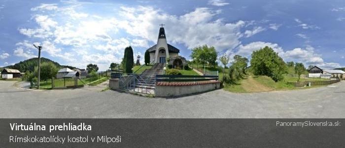 Rímskokatolícky kostol v Milpoši